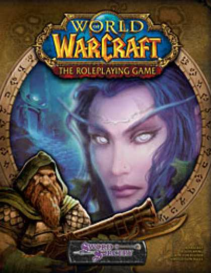 Role Playing Games - World of Warcraft the Roleplaying Game