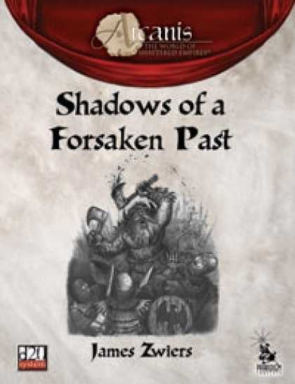 Role Playing Games - Shadows of the Forsaken Past