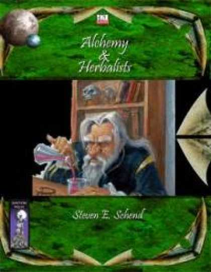 Role Playing Games - Alchemy & Herbalists v3.5