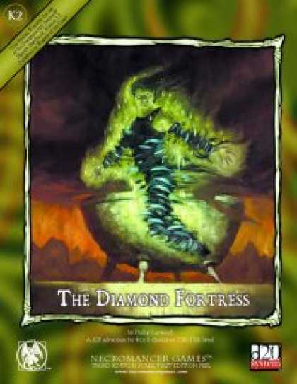 Role Playing Games - The Diamond Fortress