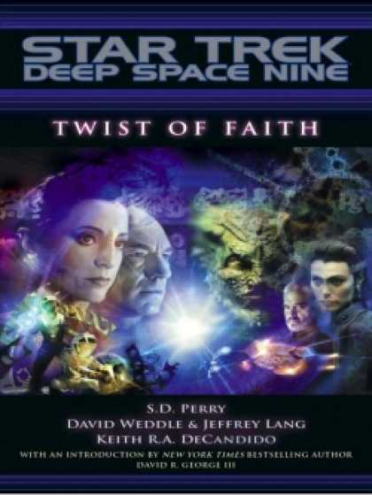Role Playing Games - Star Trek: Deep Space Nine: Twist of Faith