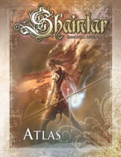 Role Playing Games - Shaintar Atlas