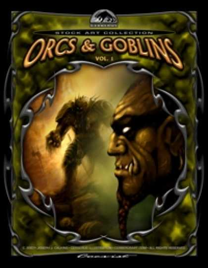 Role Playing Games - Cerberus Stock Art Collection: Orcs & Goblins Vol. 1