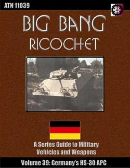 Role Playing Games - Big Bang Ricochet 039: Germany's HS-30 IFV