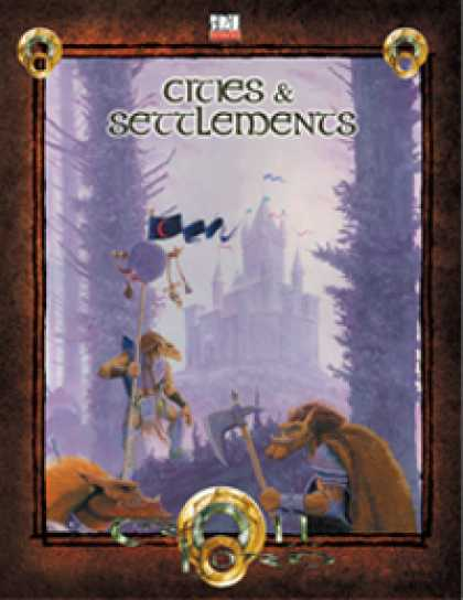 Role Playing Games - Cities & Settlements (d20 3.5)