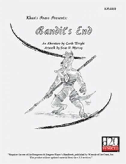 Role Playing Games - Bandit's End