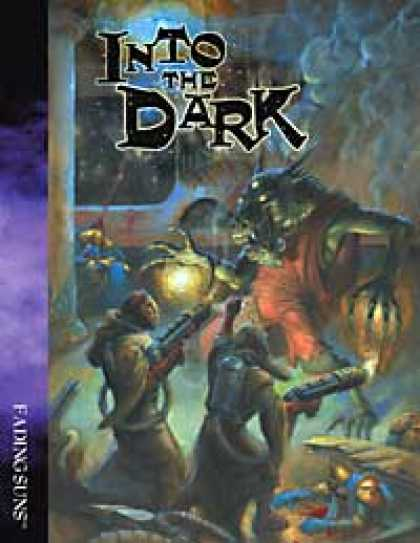 Role Playing Games - Into the Dark