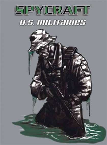 Role Playing Games - Classic Spycraft: U.S. Militaries