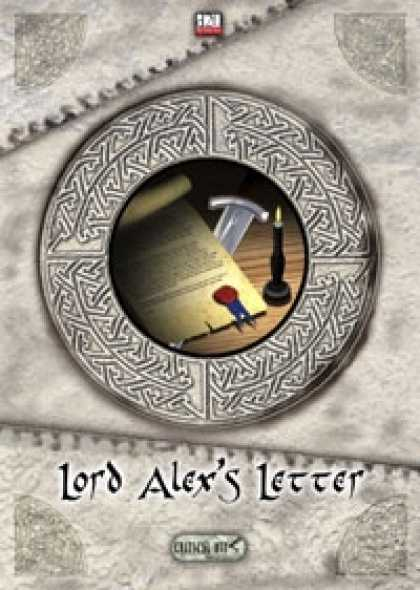 Role Playing Games - Critical Hits #25 - Lord Alex's Letter