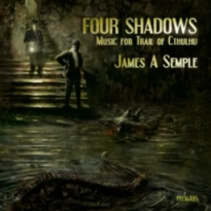 "Role Playing Games - Four Shadows: Music for Trail of Cthulhu <span style=""background:transparent - f"