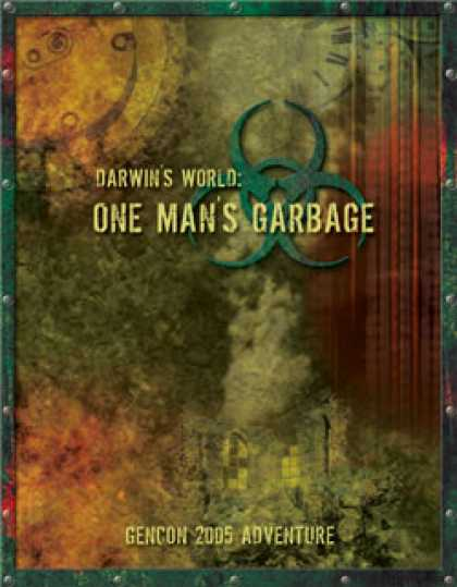 Role Playing Games - Darwin's World: One Man's Garbage (GenCon 2005 Adventure 1)