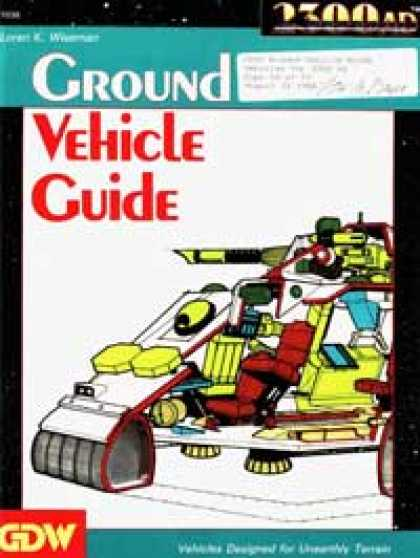 Role Playing Games - Ground Vehicle Guide