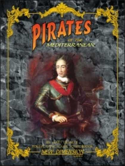 Role Playing Games - Pirates of the Mediterranean—campaign setting
