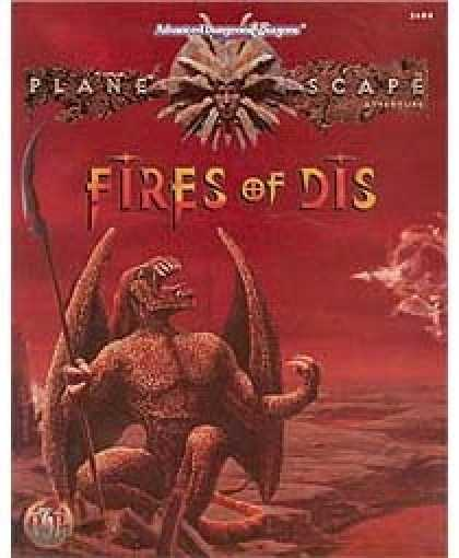 Role Playing Games - Fires of Dis