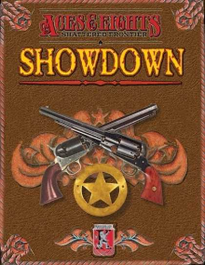 Role Playing Games - Aces & Eights: Showdown