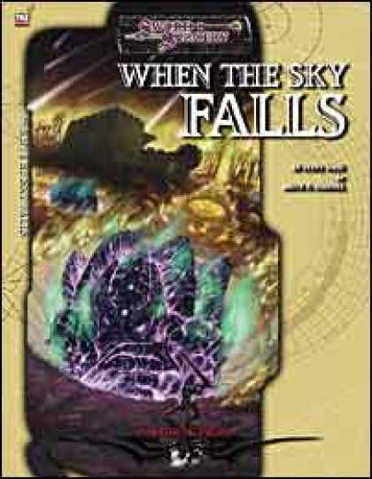 Role Playing Games - When the Sky Falls