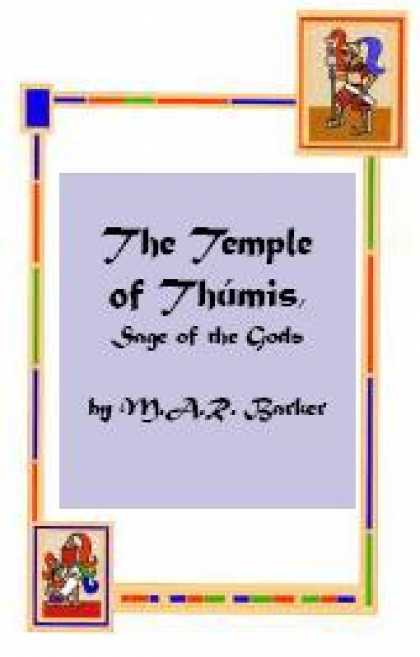 Role Playing Games - The Temple of Lord Thumis