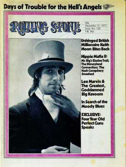 Rolling Stone - Keith Moon