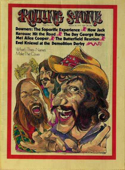 Rolling Stone - Dr. Hook & the Medicine Show