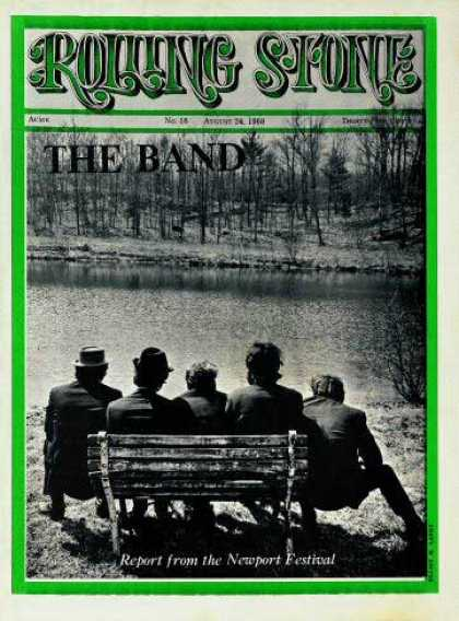 Rolling Stone - Band, The