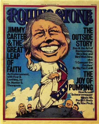 Rolling Stone - Jimmy Carter
