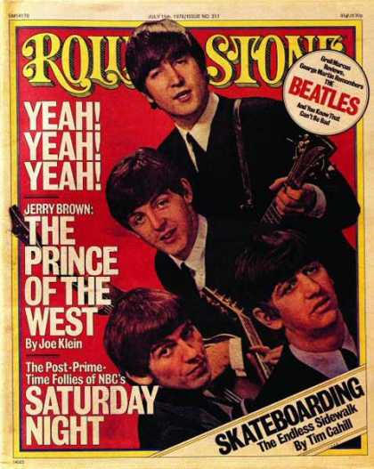 Rolling Stone - Beatles, The