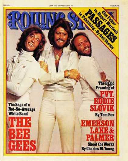 Rolling Stone - Bee Gees