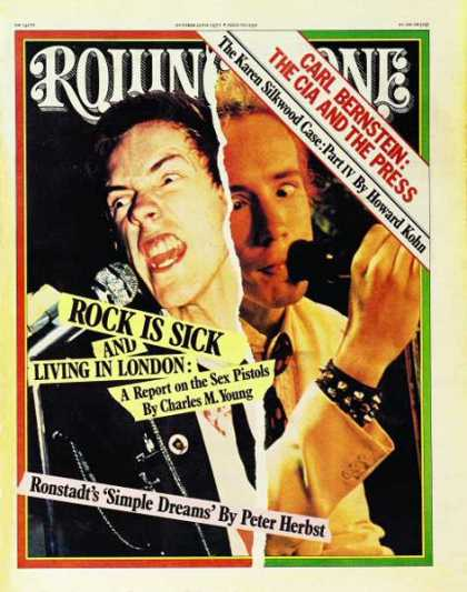 Rolling Stone - Johnny Rotten