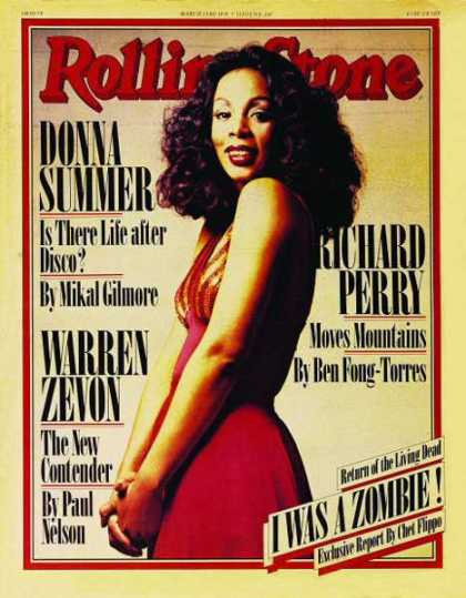 Rolling Stone - Donna Summer