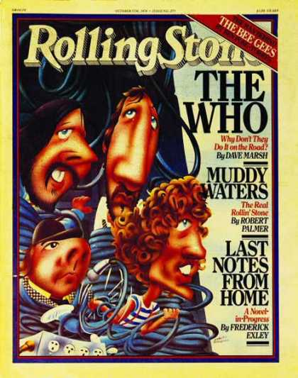 Rolling Stone - Who, The