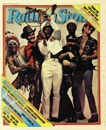 Rolling Stone - Village People, The
