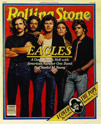 Rolling Stone - Eagles, The