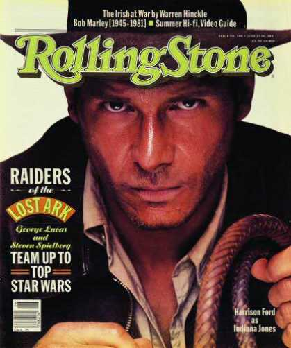 Rolling Stone - Harrison Ford