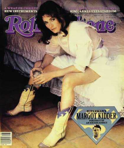 Rolling Stone - Margot Kidder