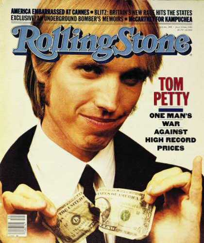 Rolling Stone - Tom Petty