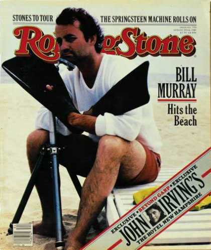 Rolling Stone - Bill Murray