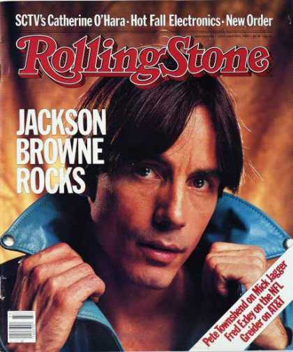 Rolling Stone - Jackson Browne