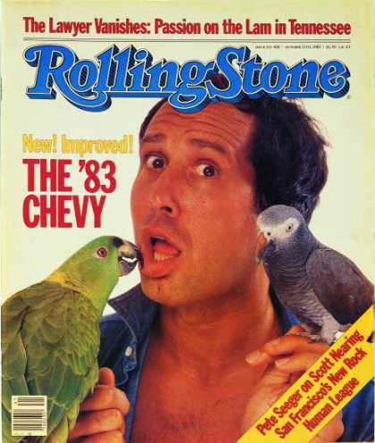 Rolling Stone - Chevy Chase