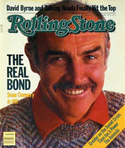 Rolling Stone - Sean Connery