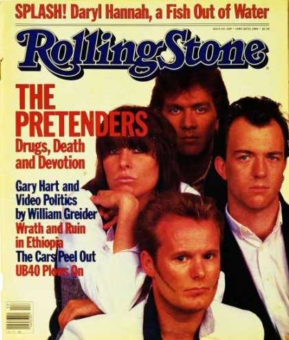 Rolling Stone - Pretenders, The