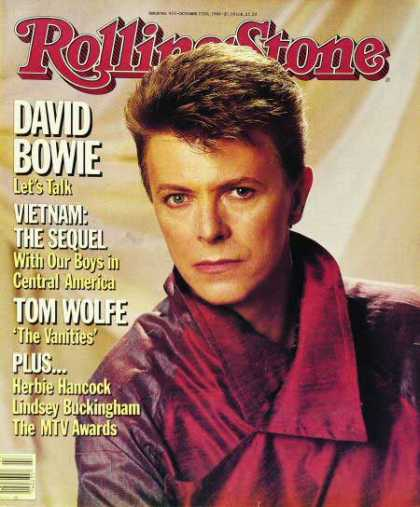 Rolling Stone - David Bowie