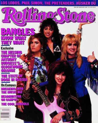 Rolling Stone - Bangles