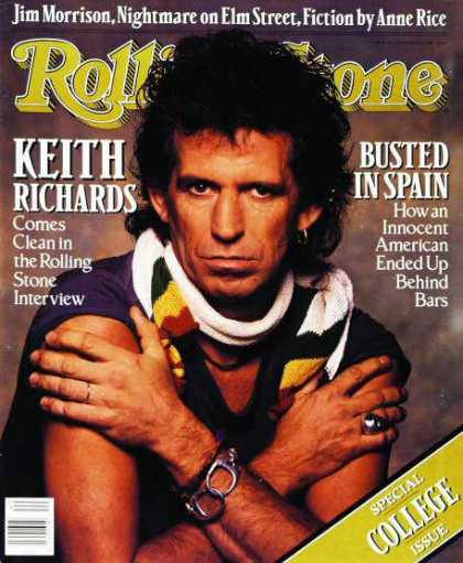 Rolling Stone - Keith Richards