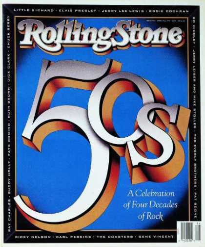 Rolling Stone - 50s, The