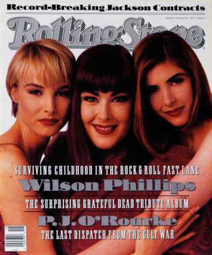 Rolling Stone - Wilson Phillips