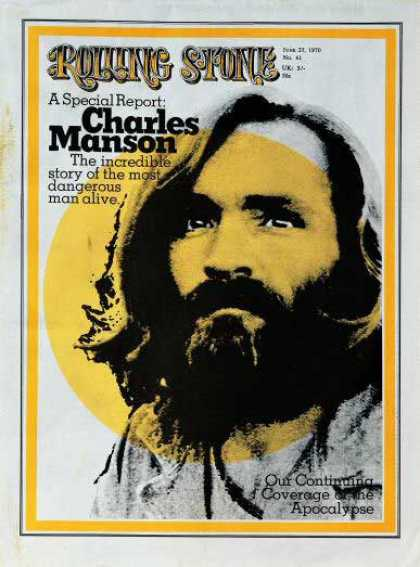 Rolling Stone - Charles Manson