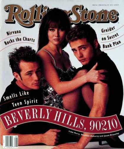 Rolling Stone - Cast of Beverly Hills 90210