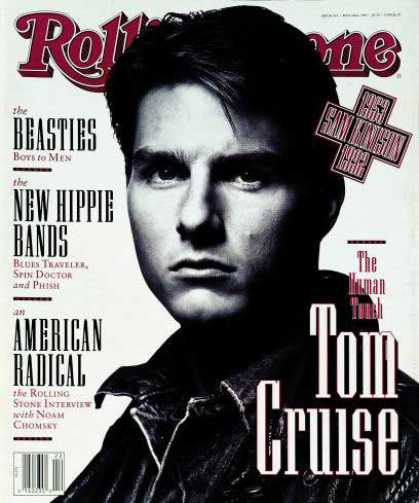 Rolling Stone - Tom Cruise