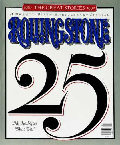 Rolling Stone - 25th Anniversary
