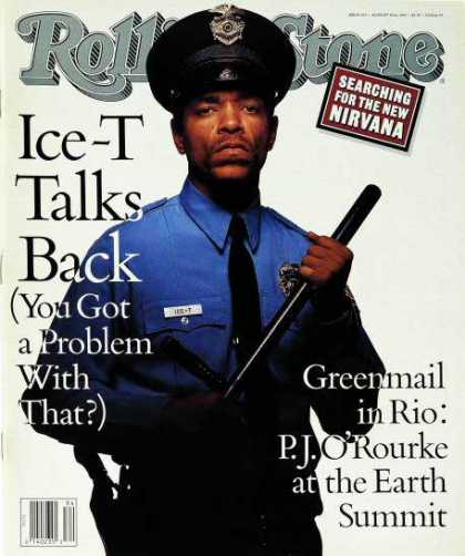 Rolling Stone - Ice-T